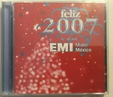 Feliz Navidad Te Desea EMI CD RBD Belinda MOENIA Lucero Sussie 4 ZOE Kudai KIKA