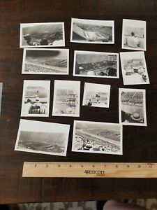 11 Original Amateur 1932 Olympics Los Angeles Snapshot Photographs