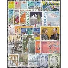 Luxemburg 2003 postfrisch ** Nr. 1597-1625
