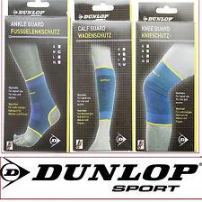 Dunlop Gelenkschutz Sportbandagen Knieschutz Fußgelenkschutz Wadenschutz Gelenks