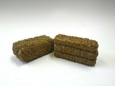 ACCESSORY HAY BALE 2 PIECES SET 1:18 SCALE MODELS BY AMERICAN DIORAMA 23979