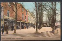 Kent Postcard - Tunbridge Wells - The Pantiles     RS7988