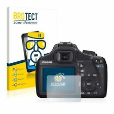 Canon EOS 1100D, BROTECT® AirGlass® Premium Glass Screen Protector, Anti-Scratch