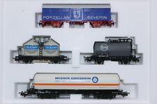 """Märklin HO 4793 Regional-Wagen-Set """"West"""" der DB in OVP"""