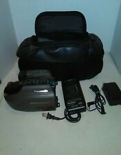Panasonic PV-L780D  PalmSight Palmcorder VHS-C Video Camera with PhotoShot