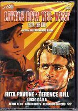 dvd LITTLE RITA NEL WEST Rita the kid Rita PAVONE Therence HILL Lucio DALLA