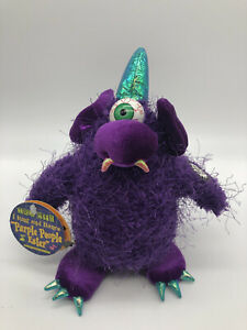 2001 Dan Dee PURPLE PEOPLE EATER Animated Monster *not working* Does Not Work