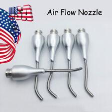 1510pcs Dental Prophy Jet Tips Air Polisher Nozzle Handpiece Air Flow Nozzle