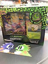Pokemon Carte Futuri Campioni Palestra di Turffield NUOVO SIGILLATO