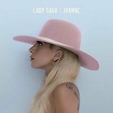 LADY GAGA - JOANNE NEW CD