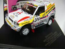 1/43 Vitesse Mitsubishi Pajero Off Road Express Rallye Paris-Dakar '98 SKM99052