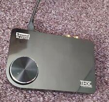 Creative Sound Blaster SB1095 USB External Sound Card Interface