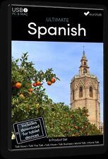 Logiciels informatiques espagnol