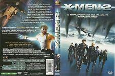 UNIQUEMENT LA JAQUETTE POUR DVD : X MEN 2 avec HUGH JACKMAN