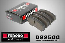FERODO RACING DS2500 per VW Bora 1.6 PASTIGLIE FRENO ANTERIORE (98-N/A) ha mangiato Rally Race