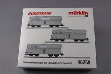 Z173 Marklin Ho 46259 wagon dechargement automatique Schauffele V Märklin 3 rail