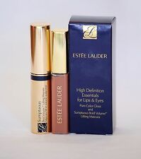 Estee Lauder High Definition Essentials for Lips and Eyes Nib