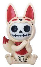 NEW Furrybones Furry Bones Kitsune Skull Skeleton Fox Figurine Gift 8523