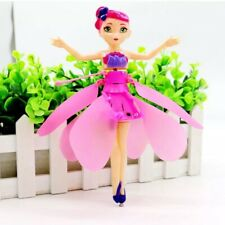 Toys for Girls Age 3 4 5 6 7 8 9 10 11 Year Old Kid Flying Fairy Doll MiniDrone