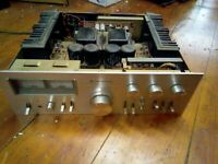 KENWOOD KA-9100 INTEGRATED AMPLIFIER Preowned CONDITION Not Tested! Sold As Is