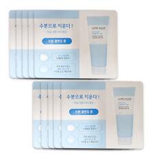 [MISSHA_SP] Super Aqua Refreshing Cleansing Foam sample 10pcs