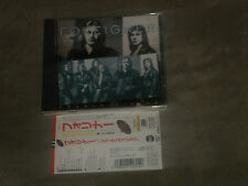 Foreigner Double Vision Japan CD
