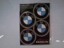 Adesivi copricerchi cerchioni coprimozzo ruota per BMW