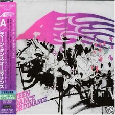 A Teen Dance Ordinance JAPAN CD SEALED 2/ UNRELEASE BONUS TRX USA SELLER