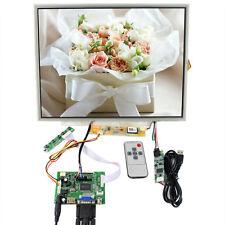 "HDMI VGA 2AV LCD Controller Board 15""1024x768 LP150XG08 LTN150XB Touch LCD Panel"