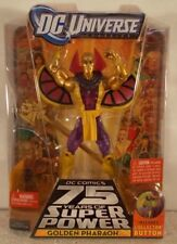 "DC Universe Classics ""Validus"" Build-A-Figure BAF Golden Pharoah Super Powers"