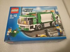 LEGO 4432 City Garbage Truck Factory Sealed MISB Retired SET