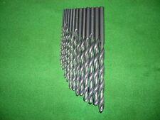 Lange Spiralbohrer HSS DIN 340/RN    Satz    13 Stück   2,0 - 8,0 mm x 0,5 mm