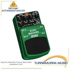 Behringer Guitar Effect FX Pedal Echo Machine EM600