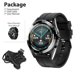 Waterproof Smart Watch Fitness Tracker Heart Rate Monitor For c Android 2021