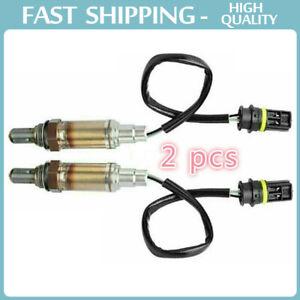 2pcs Oxygen Sensor for BMW E38 E39 E46 E53 E83 X3 X5 325xi 325i 325Ci 528i 318i