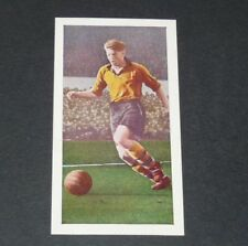26 PETER BROADBENT WOLVERHAMPTON WOLVES FOOTBALL CHIX CARD 1957 ENGLAND PANINI