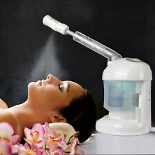 Facial Steamer, with Extendable Arm Ozone Table Top Mini Spa Face Steamer Des...