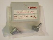 PG-11 Rear Knuckle Arm Set - Kyosho Progress 4WDS Gallop 4WDS