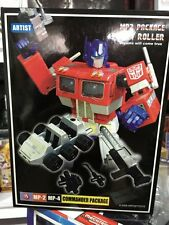MP4 Roller Power Up Kit For Transformers MP Optimus Prime New
