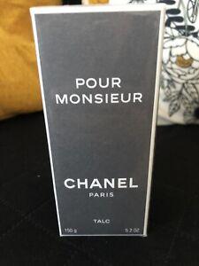 Chanel Paris Pour Monsieur Talc 150g