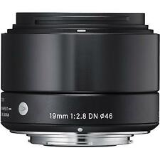Sigma DN 19-19mm F/2.8 AF Lens For Sony (Black)