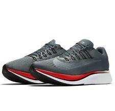 Nike Zoom Fly Blue Fox/Black/Bright Crimson 880848 400 Mens Running Shoes