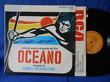 ENNIO MORRICONE oceano ORIG INNER ORIG ITALY EXC++