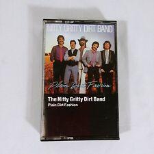 The Nitty Gritty Dirt Band Cassette Plain Dirt Fashion