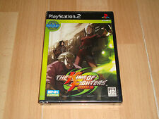 THE KING OF FIGHTERS 2003 BY SNK - PLAYMORE FOR SONY PS2 NEW FACTORY SEALED
