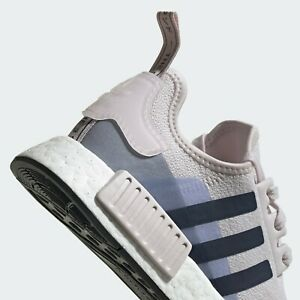 Adidas NMD R1 PK Boost Orchid Pink Tint Collegiate Navy EE5176 Women US 8 Shoes