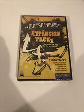 Guitar Praise Expansion Pack 1 (Windows / Mac / Cd-Rom, 2009) Digital Praise One