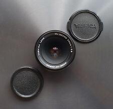 Contax Yashica ml 55 mm 2.8 macro + + como nuevo/Mint + +