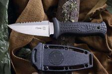 Taktisches Messer, Outdoormesser Kizlyar -- Strazh Poliert