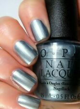 OPI Bond 007 Skyfall MOONRAKER Silver Blue Grey Metallic Nail Lacquer Polish D13